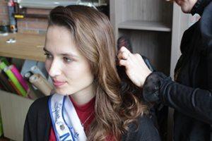 Miss Arras est coiffé chez Fleurs de Saison