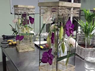 Cours d'Art Floral Mars «Encagez-Moi»